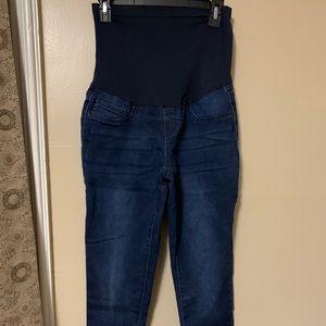 Maternity skinny jeans, Large